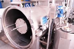 Tinotex, autoclave di tintura.